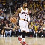 KYRIE IRVING CAVALIERS NBA 2017