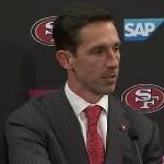 kyle shanahan 49ers nfl coach
