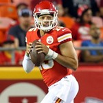 pat mahomes jr kansas city chiefs