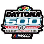 daytona 500 2018 logo