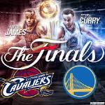 NBA Finals cleveland vs Golden State 2018