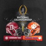 2019 national championship alabama vs clemson