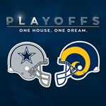 cowboys at rams nfc 2019 nfc playoffs