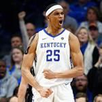 PJ Washington Kentucky Wildcats