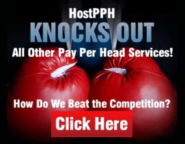 HostPPH KNOCKS OUT All Other Pay Per Head Services!
